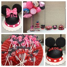 Mickey & Minnie Mouse Party