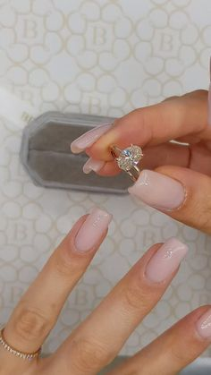 Beautiful Oval Solitaire Engagement Ring