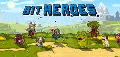 Bit Heroes – un immenso MMORPG retrò da provare su iOS e Android!
