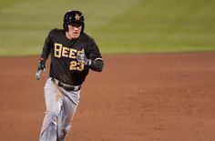 mike trout salt lake bees