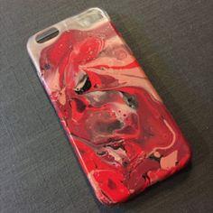 DIY Marbled Cellphone Case – Makeful