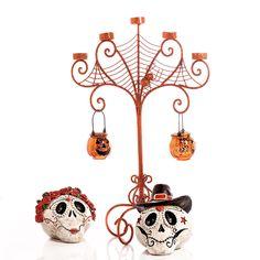 ESTILO 22. Artículos de halloween, ornamentos, muñecos, cerámica, árboles de navidad. #Decoestylo