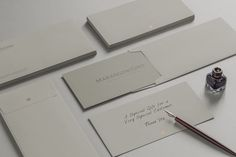 Marangoni Gino | Personal Brand. Marangoni Gino is a salesman, a freelance professional, who works in the packaging industry. Tag: favini burano paper, branding, stationery, print design, copper hot foil, iphone, folder, envelope, letterhead, business cards, elegant, sober.