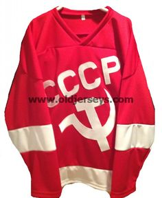 Russian Ice Hockey Jerseys 9