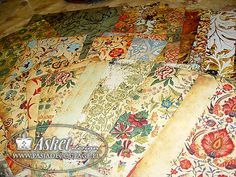 Decoupage papers - assortment