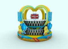 CERELAC DISPLAY STANDS AND GONDOLA on Behance