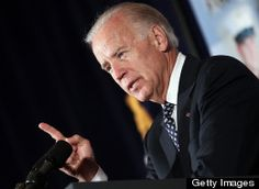 """""""Folks, it can and will get better,"""" Biden said. """"There will come a day -- I promise you, and your parents as well -- when the thought of your son or daughter, or your husband or wife, brings a smile to your lips before it brings a tear to your eye. It will happen."""""""