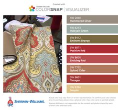I Found These Colors With Colorsnap Visualizer For Iphone By Sherwin Williams Hammered
