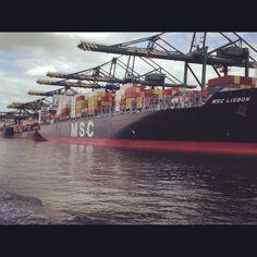 Port of #antwerp