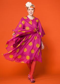 I love this so much! But would I wear it? GUDRUN SJÖDÉN