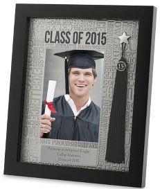 Grad 2015 Tassel Frame From Things Remembered Gradgifts Timeless