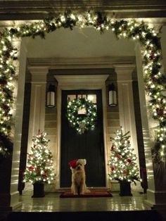 98+ Magical Christmas Light Decoration Ideas for Your Yard 2018 published in Pouted Online Magazine Home Decorations - No one can deny the importance of holiday lights in both indoor and outdoor Christmas decoration. They have a unique ability to play a major role in i... -   -  #Christmas2018 #Christmasdecorationtrends #Christmaslightdecorationideas #Christmaslights...