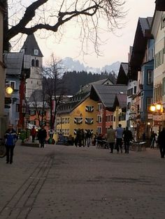 Kitzbuhel, Austria. I stock up on Eros Ramazotti LPs in a small record shop. The very nice assistant is amazed that he is not popular in Britain.