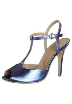 High Heel Sandalette - baby navy