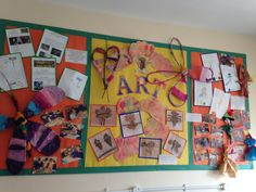 Primary School, Community, Display, Frame, Painting, Home Decor, Art, Floor Space, Picture Frame