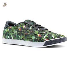 Reebok - CL Lady Duchess Txt Edengravelgreenpi - V55646 - Color: Green - Size: 9.0 - Reebok sneakers for women (*Amazon Partner-Link)