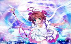 Tin bạn đọc: Ảnh hoạt hình nữ Sakura dễ thương trong thủ lĩnh thẻ bài