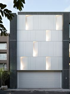 El Bosque Vertical / Waterfrom Design