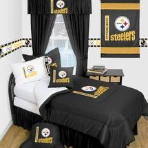Pittsburgh Steelers Locker Room Bedding U0026 Accessories