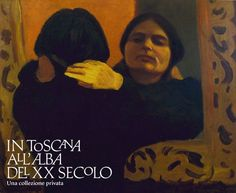 "Art exhibition ""In Tuscany at the beginning of the 20th century"" at the Matteucci center of modern art in Viareggio"