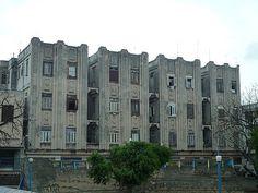 Art Deco in La Habana, Havana, Cuba