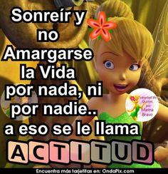 Actitud!