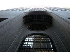Philip Johnson and John Burgee. AT Building. New York. Philip Johnson, Manhattan, Nyc, York, Contemporary, History, Building, Beautiful, Buildings