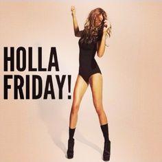 Good Morning Fabulous Friday!