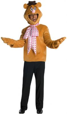 Fozzie Bear Costume - Family Friendly Costumes