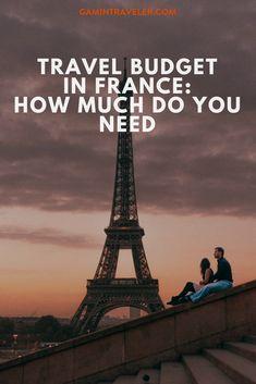 Budget Travel in Fra