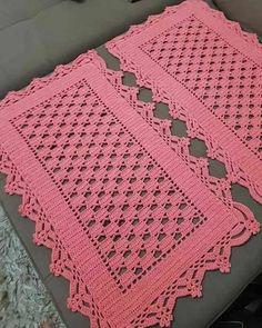 Ideas Crochet Baby Shawl Pattern Blankets For 2020 Crochet Baby Shawl, Crochet Heart Blanket, Filet Crochet, Crochet Table Runner, Crochet Tablecloth, Crochet Doilies, Diy Crafts Crochet, Single Crochet, Crochet Patterns