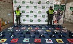 Un trabajo inter-agencial en contra del contrabando