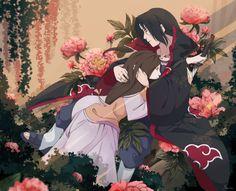 Itachi and Izumi by Mrs-w21