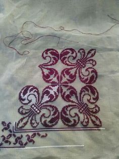 Cross Stitching, Cross Stitch Embroidery, Tapestry Crochet, Bargello, Lace Patterns, Ava, Projects To Try, Handmade, Fabrics