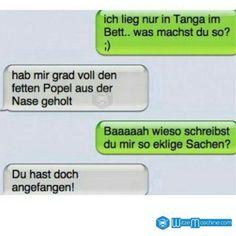 Lustige WhatsApp Bilder und Chat Fails 123 - Tanga