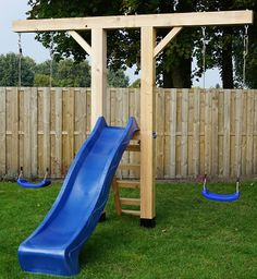Diy Swing Set 5 Ways To Make Your Own Kids Projects Bob Vila S