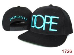 Dope Couture Snapback Gorras M0002