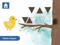 Shape Gurus - Best Apps For Kids