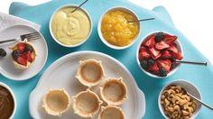 γέμιση για ατομικά καλοκαιρινά ταρτάκια #tart #Pillsbury