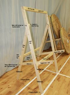 how to build an archery target stand Crossbow Arrows, Crossbow Hunting, Archery Hunting, Deer Hunting, Archery Training, Archery Quiver, Diy Crossbow, Hunting Arrows, Hunting Gear