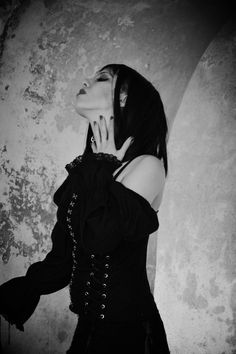 Lust, gothic photoshoot PH: Roberto Nicoletti