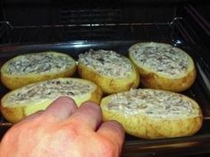 Naplnili sme zemiaky skvelou zmesou a bol z toho výborný obed | Trendweb