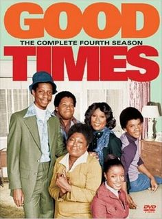 Good Times: The Complete Fourth Season Discs) (R) 70s Tv Shows, Old Shows, Great Tv Shows, Movies And Tv Shows, Good Times Tv Show, Black Tv Shows, School Tv, Nostalgia, Vintage Tv