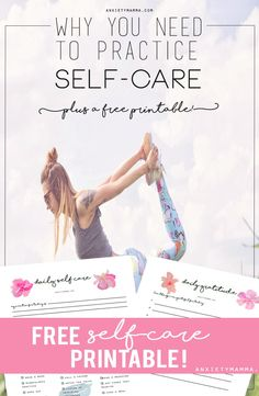 Why You Need To Practice Self Care!