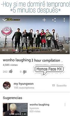 #몬스타엑스 #MonstaX #Monbebe #Wonho #Hyungwon #ShinHoSeok #Shownu #Kihyun #ImChankyun #Jooheon #Minhyuk #Starshipentertainment #Memes #MemesMonstaX