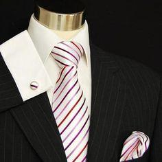 Paul Malone Silk Tie Set