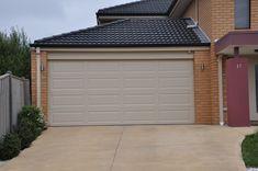 Houses With Dark Brown Garage Doors | Http://voteno123.com | Pinterest | Garage  Doors, Dark Brown And Doors