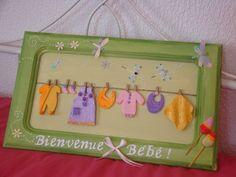 Tutoriel Softpast : cadre pour chambre de bébé (Tableaux home déco) - Femme2decoTV