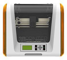 Ein Top 3D-Drucker für Einsteiger mit einem unschlagbaren Preis. Der geschlossene Bauraum ermöglicht die Umleitung der Luft und 3D-Druck mit ABS.