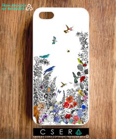 iPhone 5 Case  Floral, Etsy